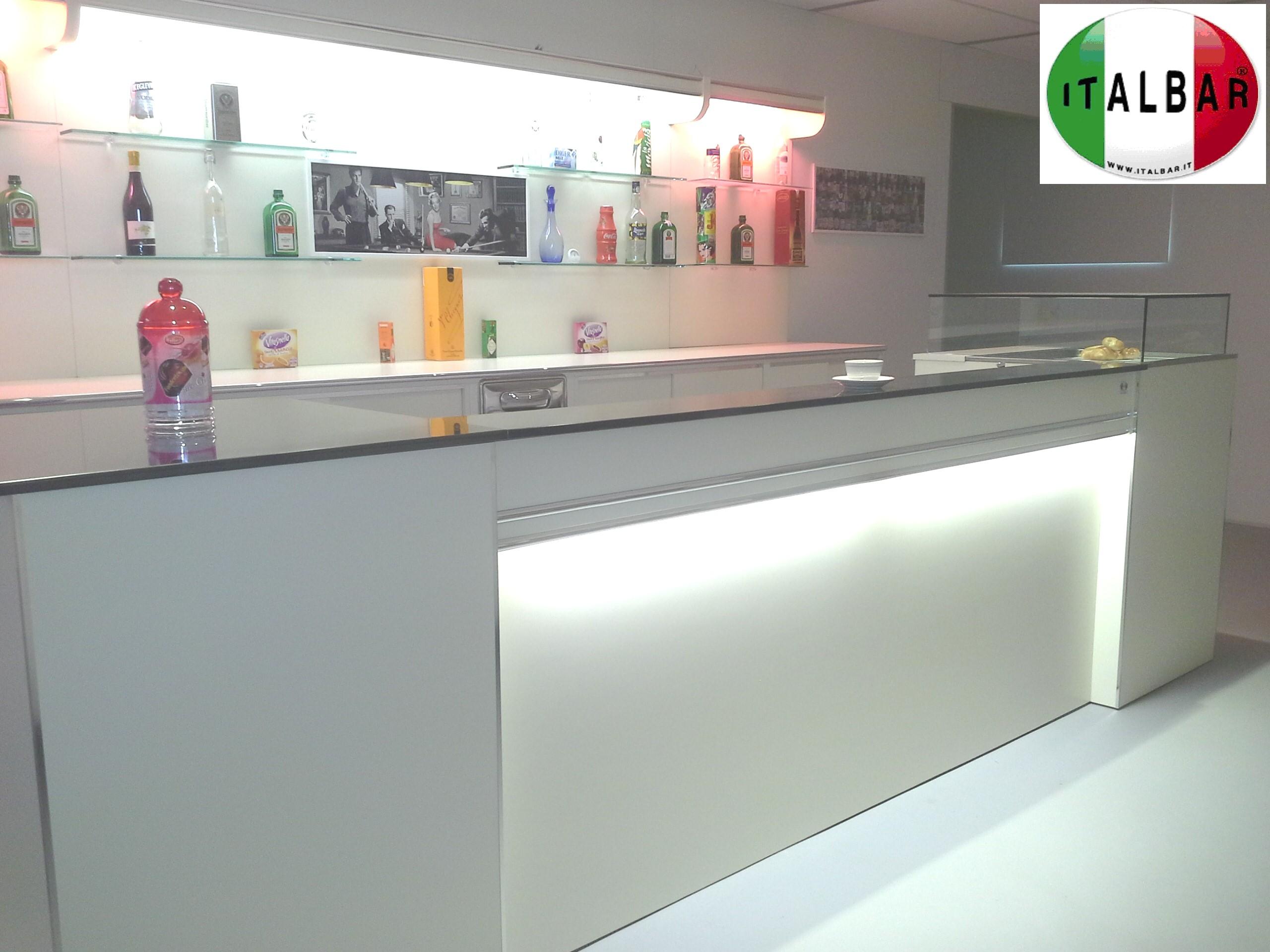 Bancone Bar Completo Prezzi. Prezzo Banco Bar Completo Guida Alla ...