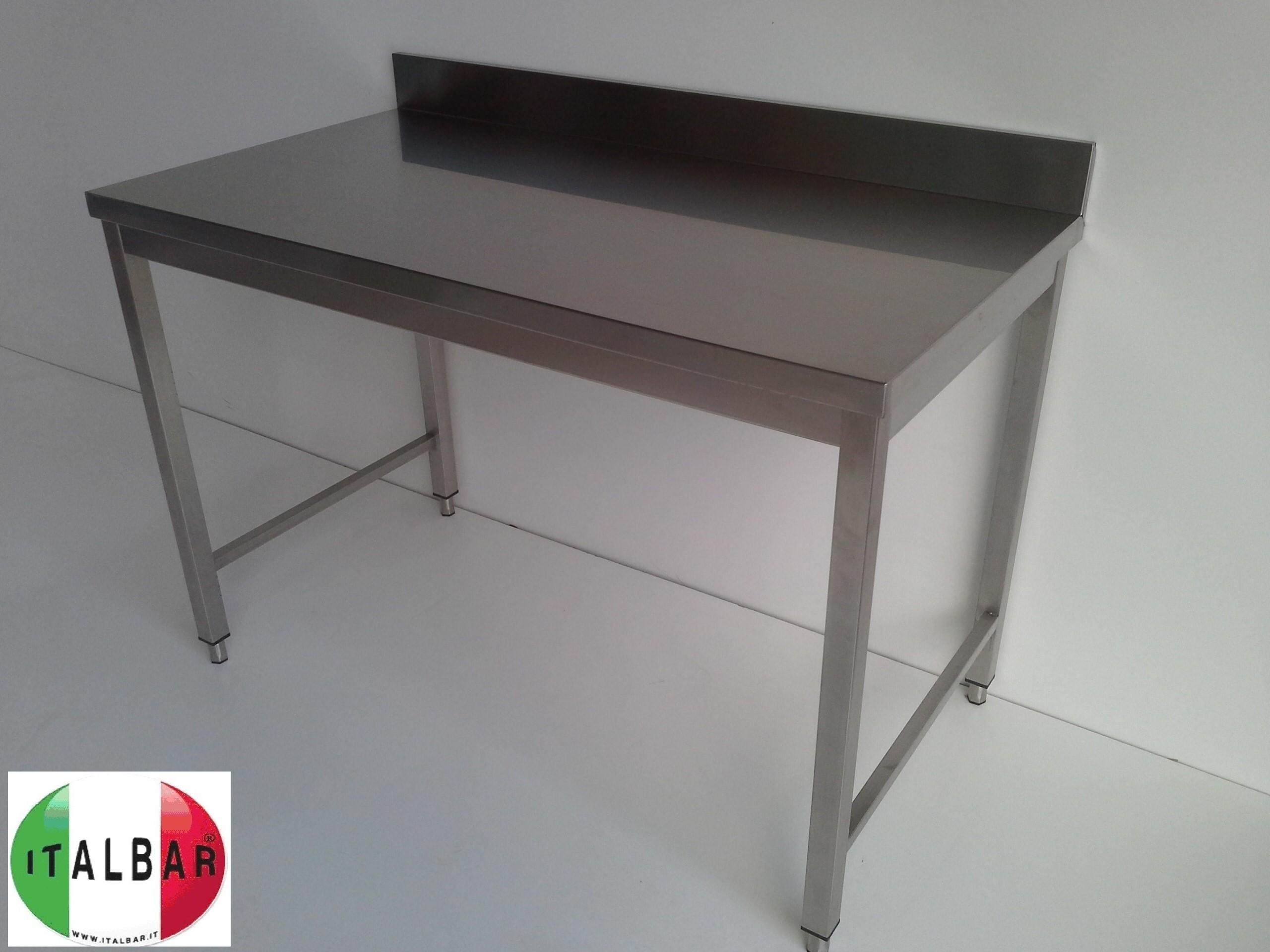 Lavagne cucina - Tavolo in acciaio inox usato ...